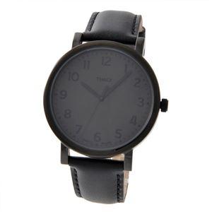 TIMEX (タイメックス) T2N346 Morden Easy Reader メンズ 腕時計
