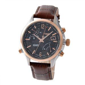 TIMEX (タイメックス) T2N942 Intelligent メンズ 腕時計