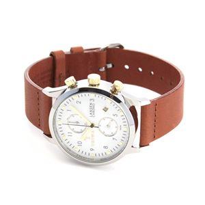 TRIWA (トリワ) LCST106.CL010212 Lansen Chrono (ランセン クロノ) メンズ 腕時計(女子にも人気)