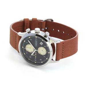 TRIWA (トリワ) LCST117.CL010212 Lansen Chrono (ランセン クロノ) メンズ 腕時計(女子にも人気)