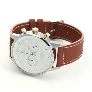 TRIWA (トリワ) NEST115.SC010215 NEVIL(ネヴィル・クロノグラフ) メンズ 腕時計(女子にも人気)