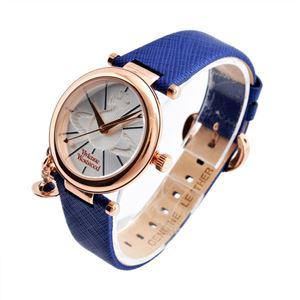 Vivienne Westwood (ヴィヴィアンウエストウッド) VV006RSBL レディース 腕時計