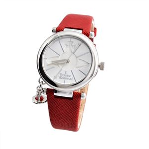Vivienne Westwood (ヴィヴィアンウエストウッド) VV006SSRD レディース 腕時計 - 拡大画像