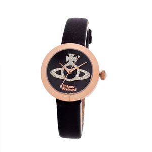 Vivienne Westwood (ヴィヴィアンウエストウッド) VV150RSPP レディース 腕時計 - 拡大画像