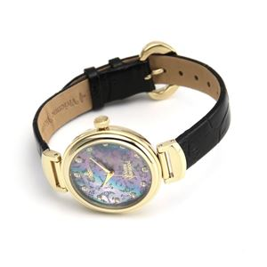 Vivienne Westwood (ヴィヴィアンウエストウッド) VV128GDBK レディース 腕時計