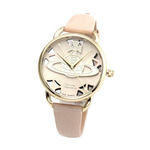 Vivienne Westwood (ヴィヴィアンウエストウッド) VV163BGPK レディース 腕時計 - 拡大画像