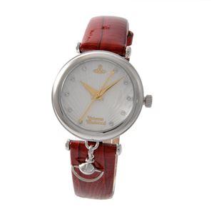 Vivienne Westwood (ヴィヴィアンウエストウッド) VV108WHRD レディース 腕時計 - 拡大画像
