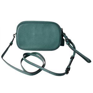 COACH(コーチ) 65547 Dk/Dark Turquoise (DKM7Q) ショルダーバッグ クラッチバッグ CROSSBODY CLUTCH