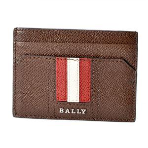 BALLY(バリー ) THAR.LT 11 6218032 バリーストライプ カードケース 名刺入れ