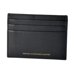 COACH(コーチ) 54441 Dk/Black (DKBLK) カードケース 名刺入れ FLAT CARD CASE