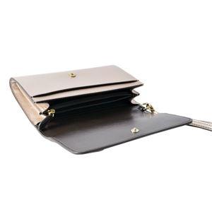COACH(コーチ) 16116B Li/platinum(LILH4) ストラップ付 二つ折り長財布 モバイル・スマホ用ケース クラッチ PHONE CLUTCH