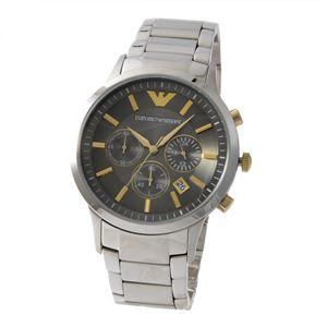 EMPORIO ARMANI(エンポリオアルマーニ) EMPORIO ARMANI AR11047 RENATO メンズ 腕時計