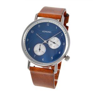 KOMONO(コモノ ) KOM-W4001 ワルサー メンズ 腕時計 - 拡大画像