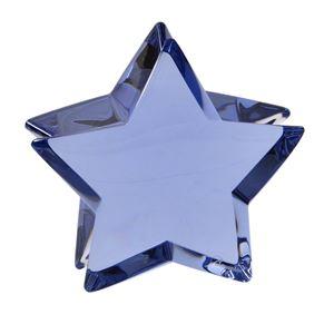 Baccarat(バカラ) 2811224 Zinzin (ザンザンスター) クリスタル製 スター オーナメント 置物