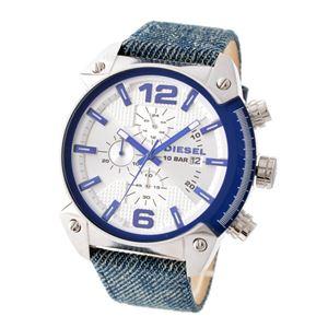 DIESEL(ディーゼル) DZ4480 オーバーフロー メンズ 腕時計