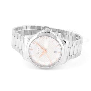 GUCCI(グッチ) YA126442 G-タイムレス コレクション メンズ腕時計 クォーツ ミディアム