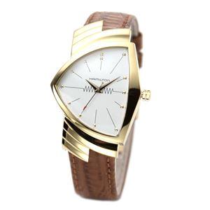 HAMILTON(ハミルトン) H24301511 VENTURA ベンチュラ 60周年記念モデル メンズ 腕時計