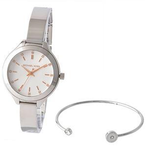 MICHAEL KORS(マイケル コース) MK3596 クラシック レディース 腕時計 ブレスレット(バングル)付 ギフトセット