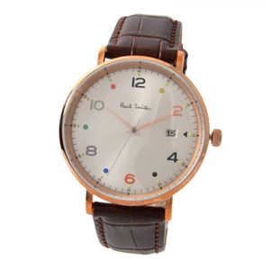 PAUL SMITH(ポールスミス) PS0060003 GAUGE COLOR メンズ 腕時計 - 拡大画像