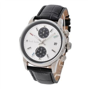PAUL SMITH(ポールスミス) P10032 ブロック メンズ 腕時計 - 拡大画像