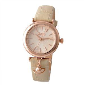 Vivienne Westwood(ヴィヴィアンウエストウッド) VV108RSCM トラファルガー レディース 腕時計