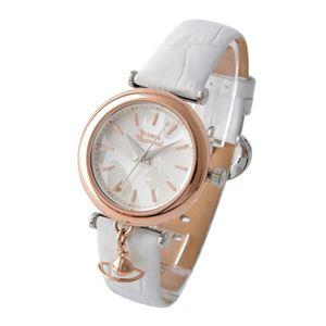 Vivienne Westwood(ヴィヴィアンウエストウッド) VV108RSWH トラファルガー レディース 腕時計