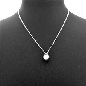 TIFFANY&CO (ティファニー) 37953415 Tiffany HardWear ボール ペンダント ネックレス 約46~50cm