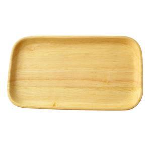 marimekko (マリメッコ) 069021 800 ウッドプレート 木製 スクエアプレート 角皿 WOODEN PLATE 10.5X18.5cm