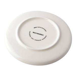 marimekko (マリメッコ) 069071 190 プレート 丸皿 RASYMATTO PLATE 13.5cm