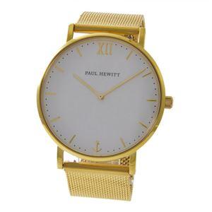 PAULHEWITT(ポールヒューイット)PH-SA-G-St-W-4Sセラーラインメンズ腕時計SailorLine39mm