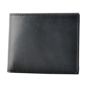 FURLA (フルラ) 901999 ONYX メンズ 小銭入れ付 二つ折り財布 APOLLO