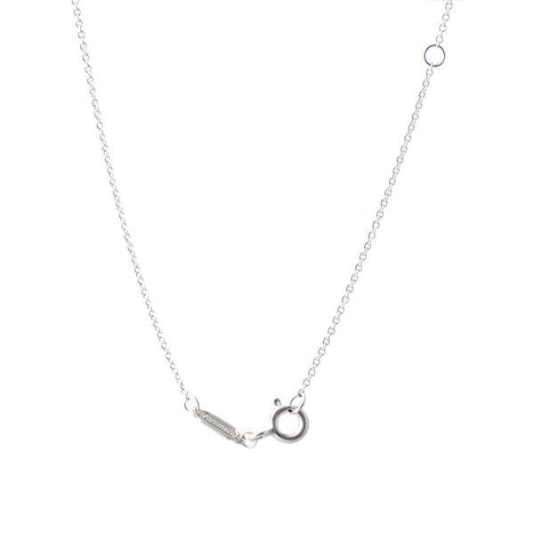 TIFFANY&CO(ティファニー)37195456 アトラス バー ペンダント SS 46cm ネックレス