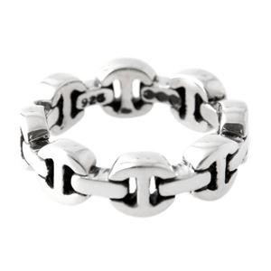 HOORSENBUHS(ホーセンブース)HB002/10トライリンクリング指輪US10(日本サイズ20号相当)DAMETRILINK