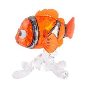 SWAROVSKI(スワロフスキー)5252051 Disney Nemo ディズニー ファインディング・ドリー 「ニモ」 カクレクマノミ クリスタル フィギュア 置物