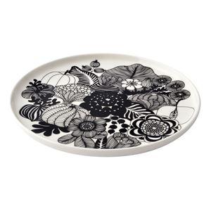 marimekko(マリメッコ)068422 190 プレート 丸皿 SIIRTOLAPUUTARHA PLATE 20cm
