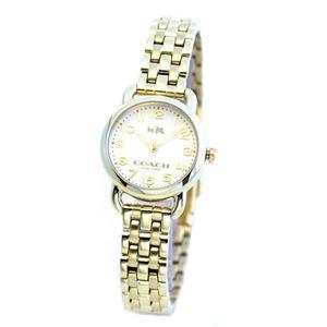 COACH(コーチ)14502277レディース腕時計デランシーミニ