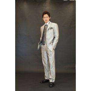 【Mサイズ】結婚式に、メンズフォーマル小物6点セット(ブラック) f04