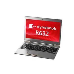 東芝 dynabook R632 G(Windows(R)7搭載、Core i5-3317U) PR632GEWX4FA71 - 拡大画像