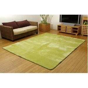 洗える ウォッシャブルラグカーペット 『WSウェンデル』 グリーン 200×300cmの詳細を見る