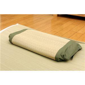 高さが調節できる い草枕 『高さが変わる枕 い草 箱付』 40×15cm(中材:い草チップ)