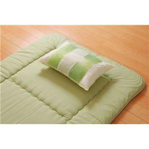 ピロー 高さを選べる ヒバエッセンス使用 『森の眠りひば枕H』 約35×50×14cm 高め