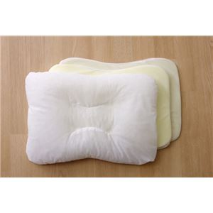 枕ピロー洗えるパイプ『抗菌・消臭枕(中材=パイプ)』約38×56cm