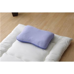 枕 ピロー 洗える 低反発 『抗菌・消臭枕(中材=低反発チップ)』約38×56cm