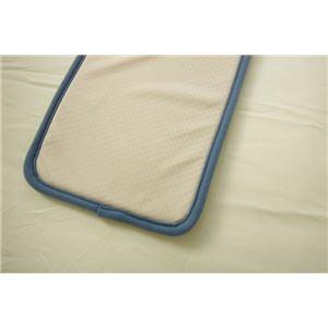 冷感 置き枕 洗える 低反発 接触冷感 『ツインクール 置き枕』 無地 約20×30cm