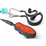 防水MP3プレーヤー(4GB) LFA-296P-4GB