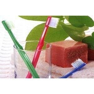マイナスイオン歯ブラシ極細&イオン(3本セット) - 拡大画像