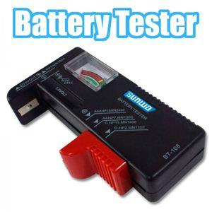バッテリーチェッカー(乾電池残量チェッカー) - 拡大画像