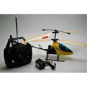 R/CヘリコプターFLYINGNo.1698イエロー