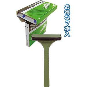 貝印 T型カミソリ7本入 01247 【10個セット】 21-058