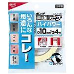 コニシ 強力両面クッションテープ10mm×4M日本製05260 【10個セット】 32-669